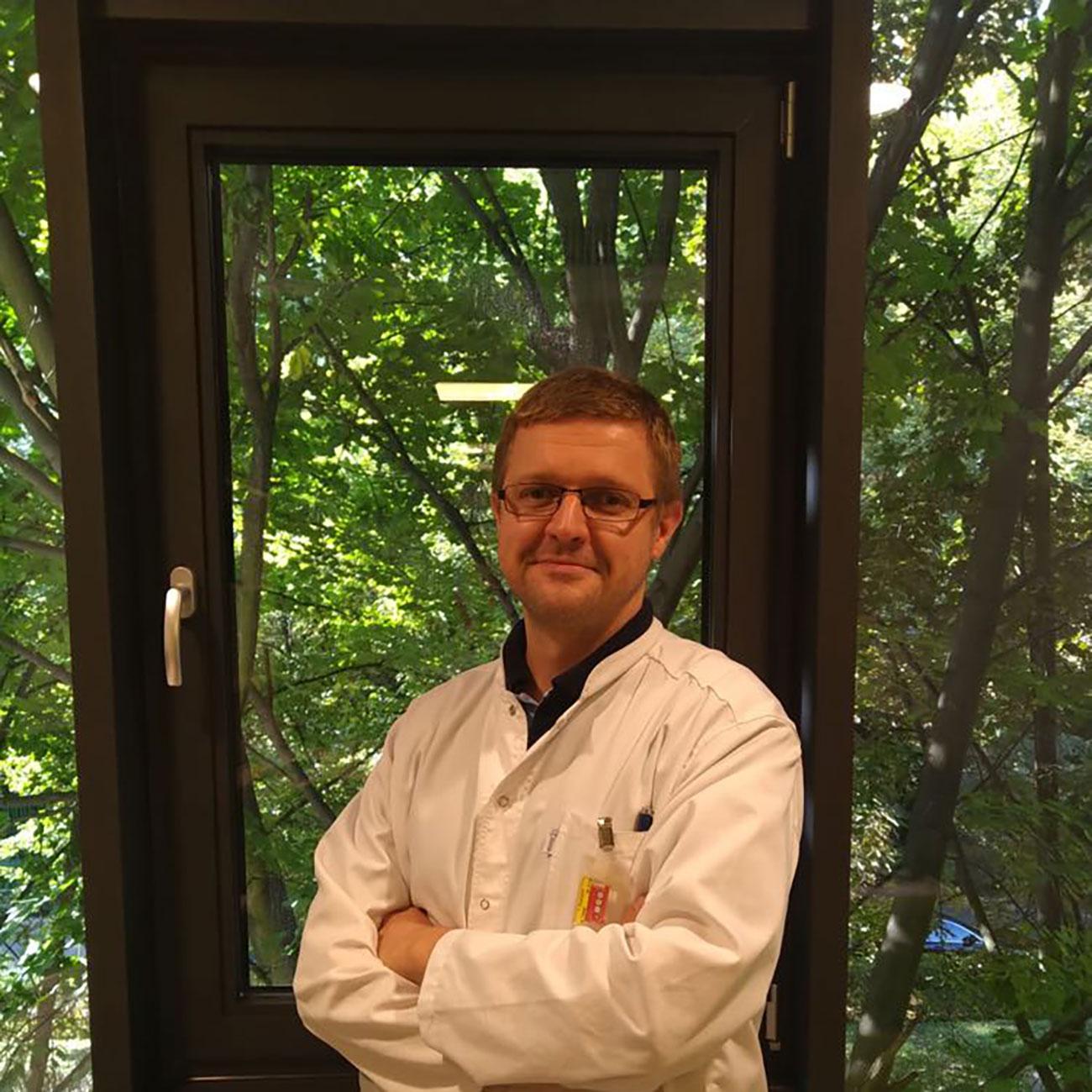 Dr n. med. Tomasz Dworzecki
